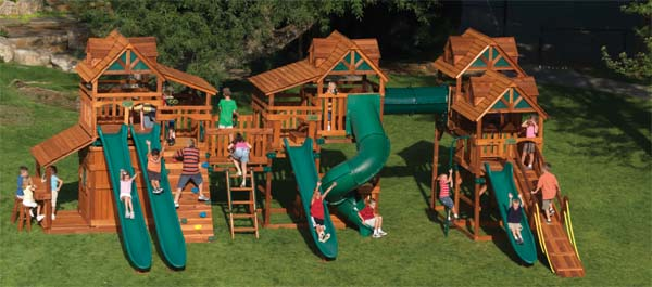 Playground Equipment PSI Playground Sets - Backyard playground equipment
